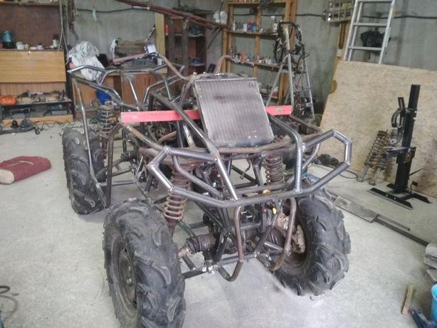 Квадроцикл 4×4 800кубів