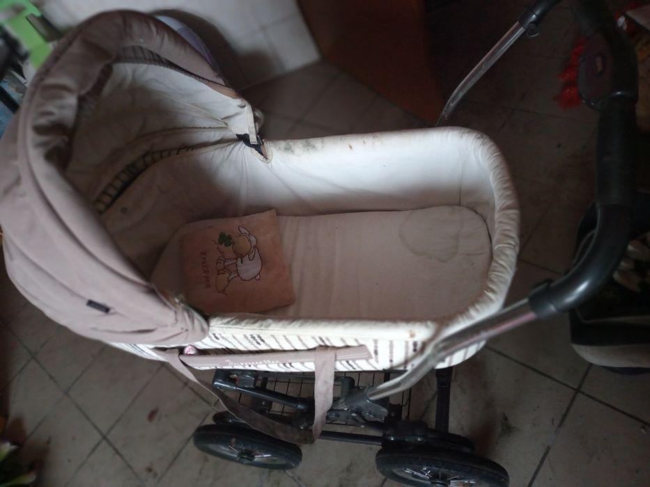 Sprzedam foteliki i wózek Niepart - image 1