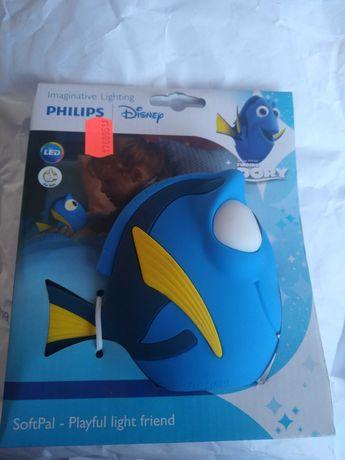 Nowa! Lampka zabawka Softpal Dory Philips