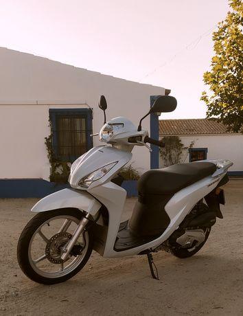 Honda Vision 110 C/Garantia