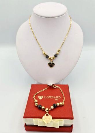 585 Cudny komplet biżuterii