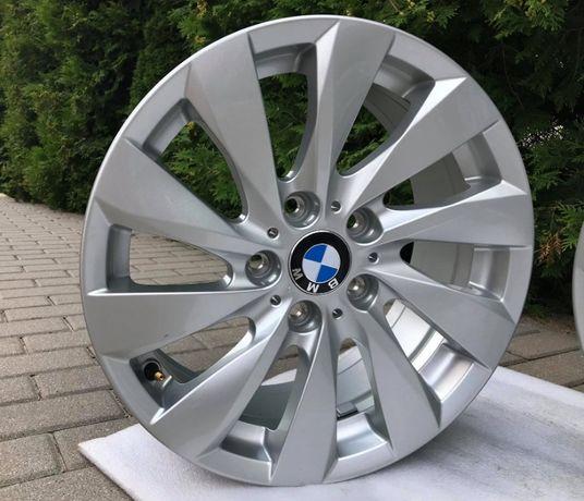 112# Alufelgi 5x120 r17 NOWE ORG BMW X1 X3 E90 E91 F30 F31 F32 F20 E84