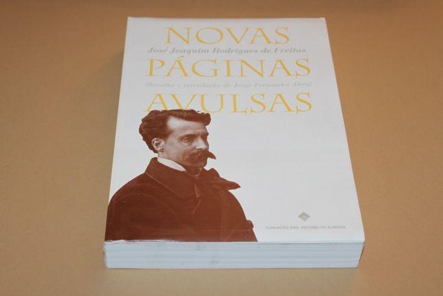 Novas páginas Avulsas// José Joaquim Rodrigues ...