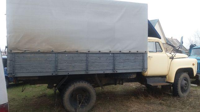 Газ 53 дизель Д-240 МТЗ фургон(бортовой,тентованый)