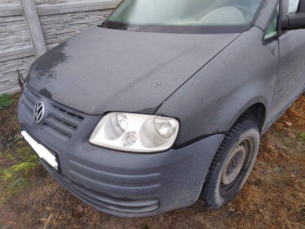 VW Caddy 2005r 1.9SDI Części Lampa Maska Skrzynia Drzwi
