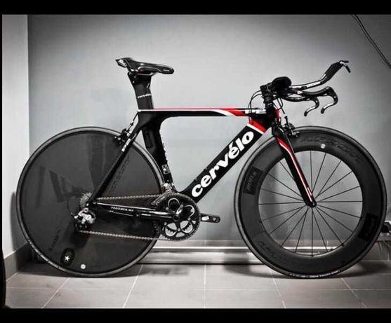 Cervelo P2 51CM Ultegra Dura Ace Carbon  TT Triathlon