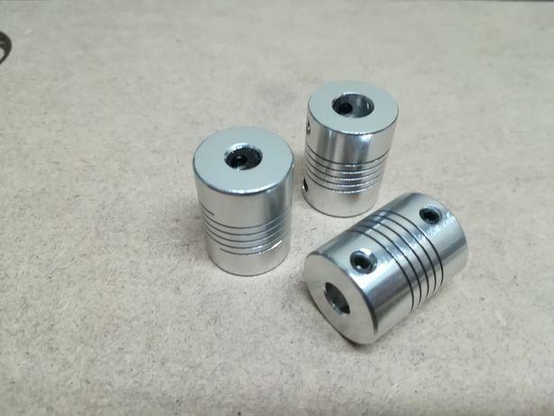 Junção de eixos flexível 5mm - 8mm