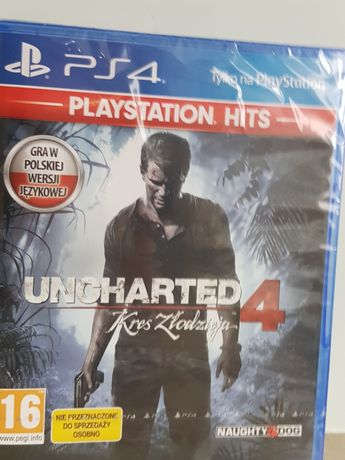 Uncharted 4 PlayStation 4