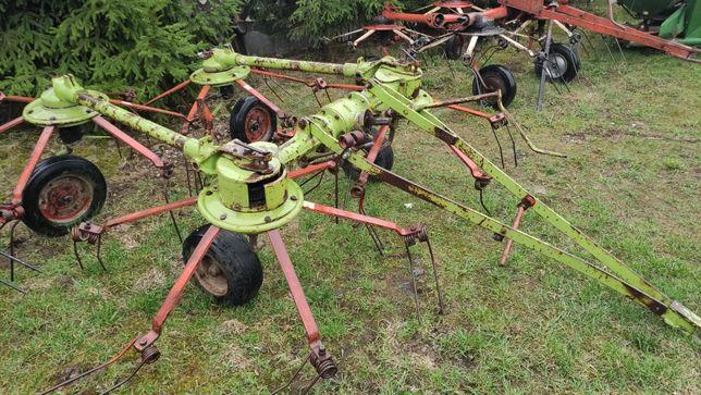 Przetrząsarka przewracarka Claas Was 540 4-karuzelowa 5,4 metra