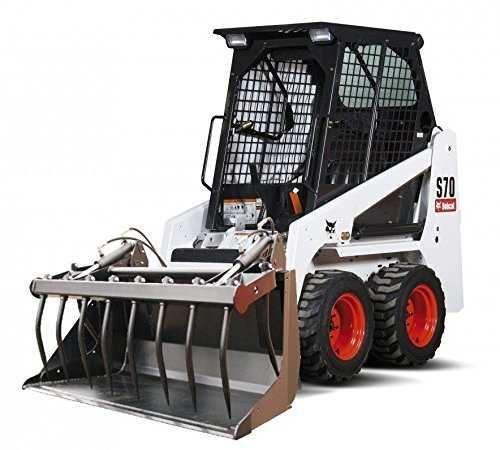 Ковш для навантажувача (погрузчика) Manitou, JCB, Claas, Bobcat.