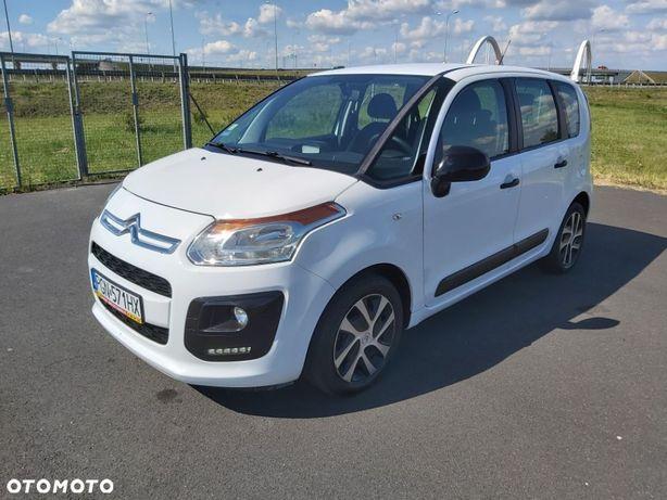 Citroën C3 Picasso 1,6 HDI 100PS 171tys.km. Klima, ZAREJESTROWANY!!!