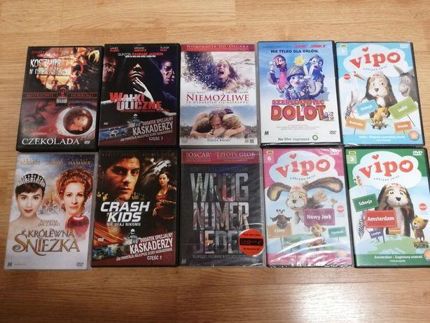 Filmy DVD używane i nowe