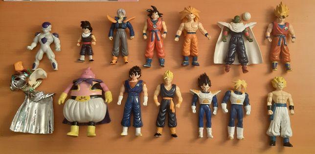Bonecos e figuras PVC Dragon Ball anos 90