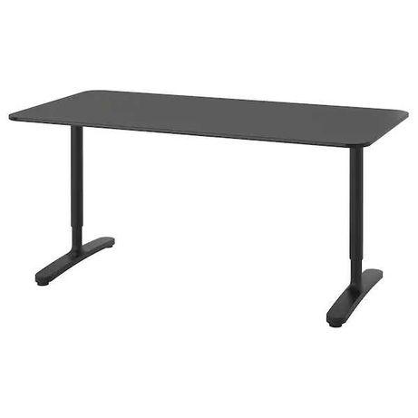 Mesa IKEA Bekant 160x80 cm preta