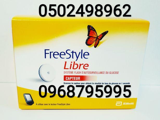Сенсоры FreeStyle Libre - В наличии