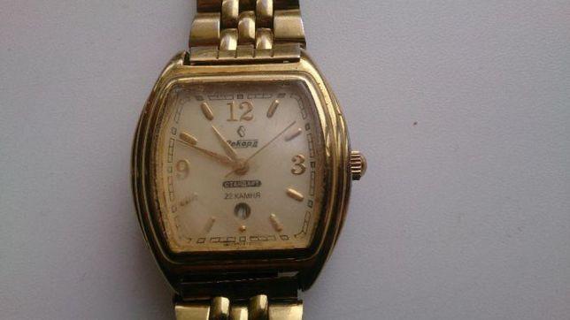 Часы Рекорд стандарт 22 камня