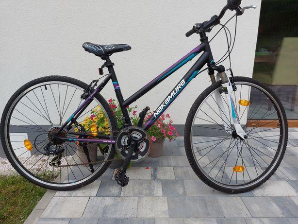 Nakamura rower trekkingowy szosowy platinium tourney