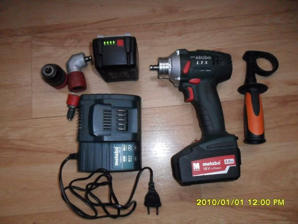 metabo ltx 18v impuls