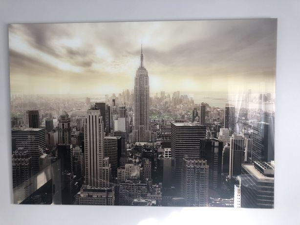 Obraz w szkle-Nowy Jork