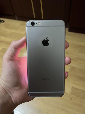 Iphone 6s Plus 16gb AKB 72% spase gray