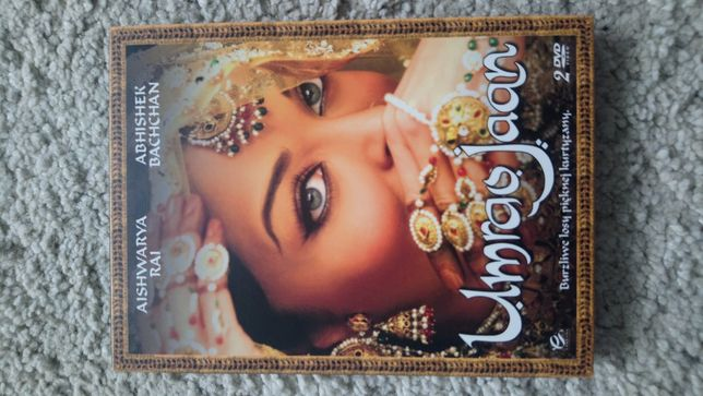 Umrao Jaan film Bollywood 2 dvd