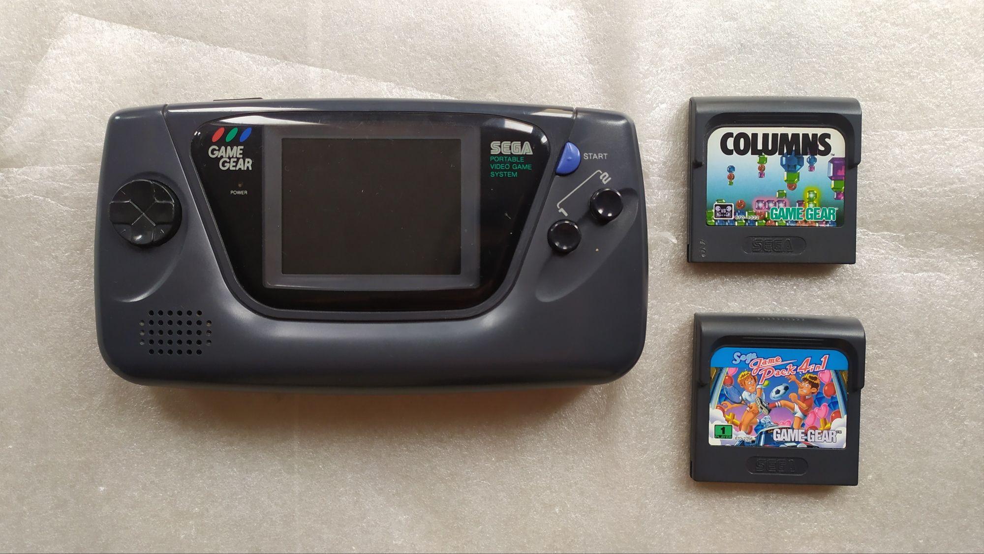 Sega Game Gear, *