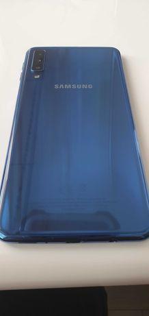 Samsung A7 2018 Niebieski