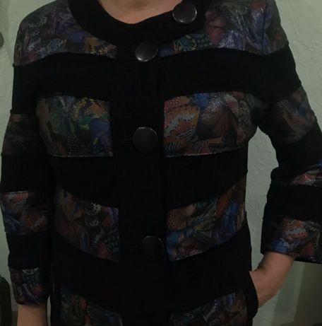 Куртка кожаная,Турция