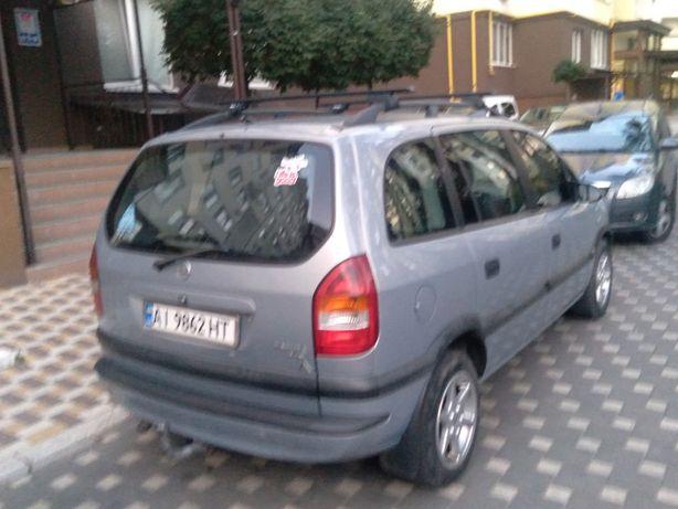 Opel zafira 2.0 дизель