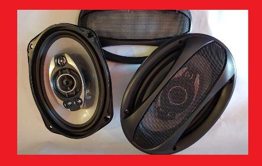 Автомобильная акустика Proaudio PR-6993