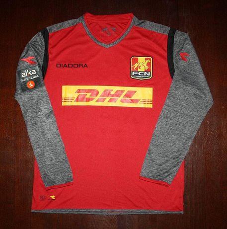 Camisola de jogo usada pelo John ao serviço do FC Nordsjaelland