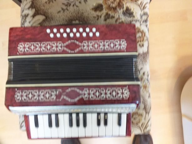 akordeon 16 basów