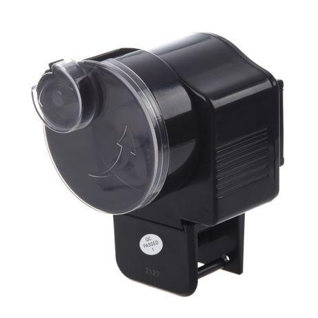 Z253 Alimentador Automático Peixe Aquário Com Suporte stock