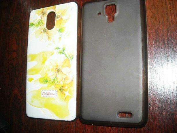 Чехол для телефона Lenovo A358t и Lenovo vibe p1ma40