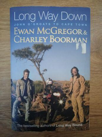 Long Way Down, Ewan McGregor, Charley Boorman-15 tys.mil na motorach
