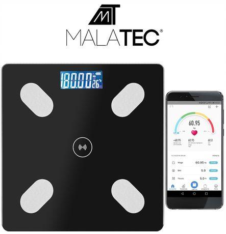 Електронна вага з Bluetooth /Умные смарт весы