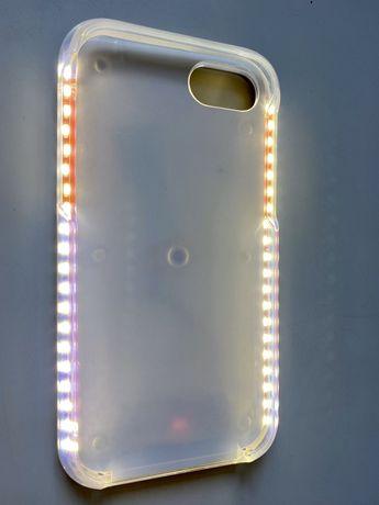 Case LED na IPhone 7