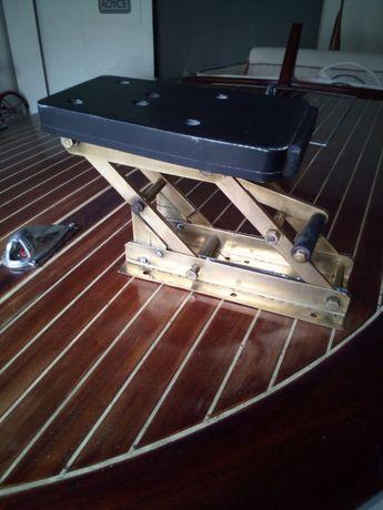 jacht-pantograf mosiężny