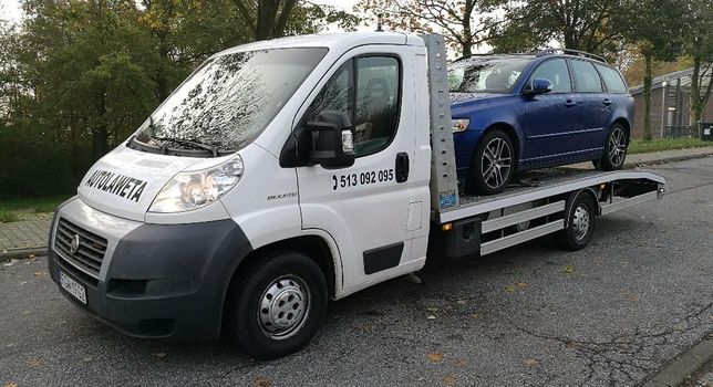 Autolaweta Laweta - Pomoc drogowa - Transport- Auto pomoc