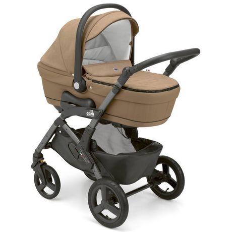 Продам коляску  3 в 1 Cam Dinamico Premium (экокожа)
