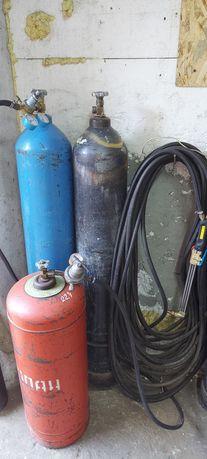 Газовий різак. Комплект. 25м Торг