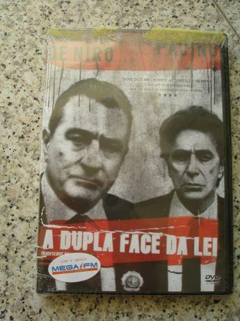 DVD A Dupla Face da Lei