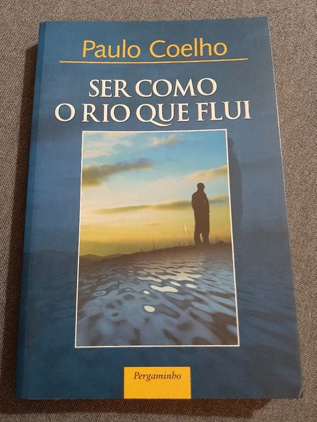 Paulo Coelho - Ser como o rio que flui - 1a edição
