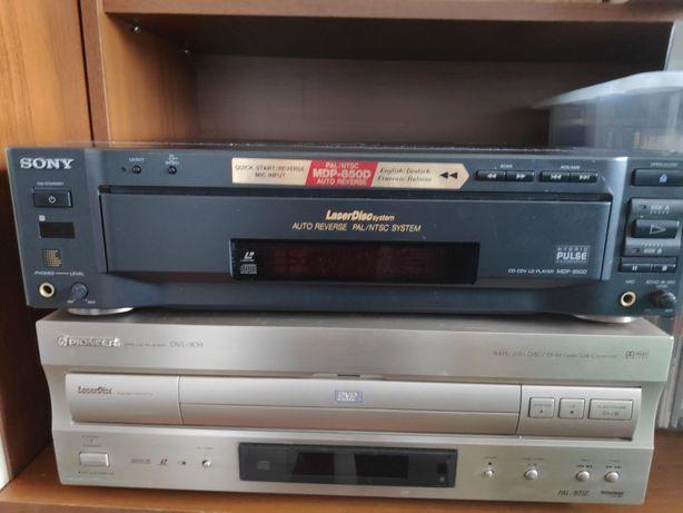 Laserdisc Ld Sony MDP 850D model europejski PAL/NTSC
