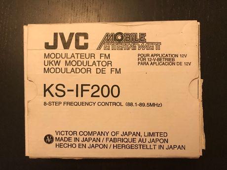Emulador JVC KS-IF200