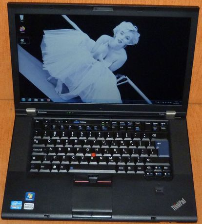 Ładny Lenovo Thinkpad T520i i3, SSD , kamerka - Elbląg