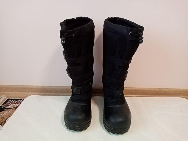 Зимові чоботи. Зимние сапоги. (для мисливців, для  рибаків)