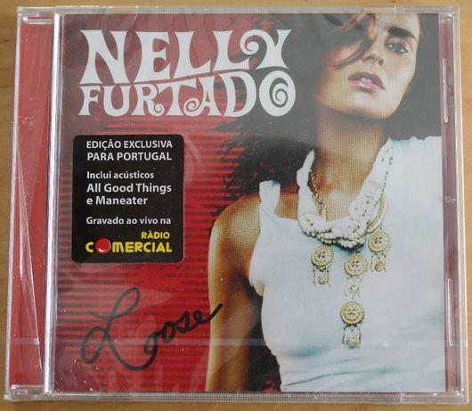 CD ao vivo, edição especial - Nelly Furtado, Loose, novo, com bónus