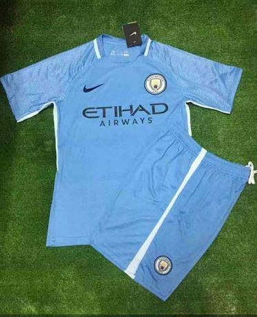Kit adulto Manchester City