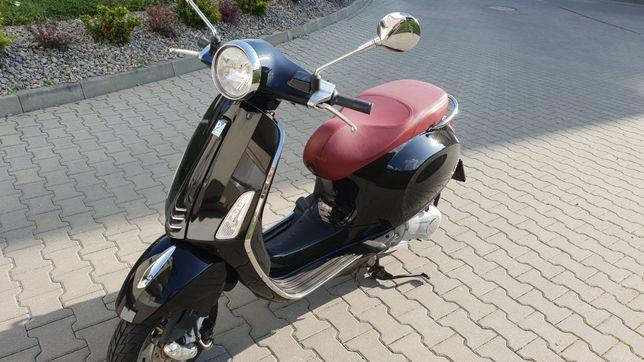 Skuter, motor Vespa Primavera 125